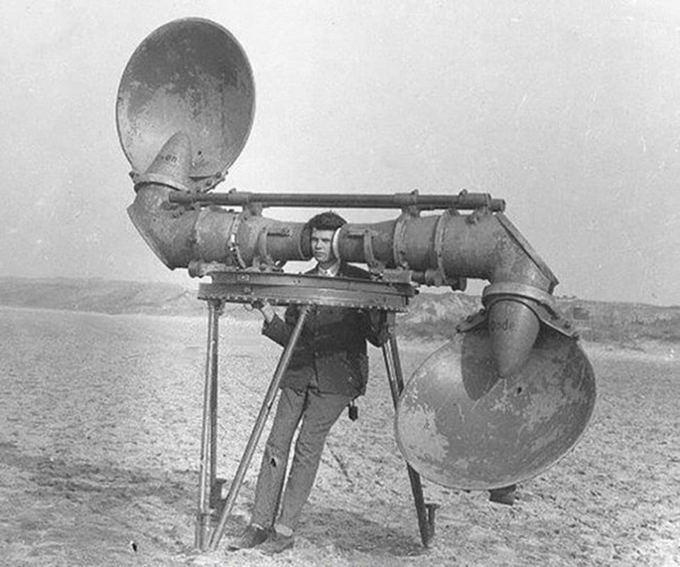 Человек-радар