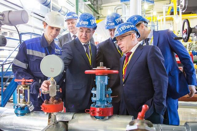 Зарплата инженера вГазпроме