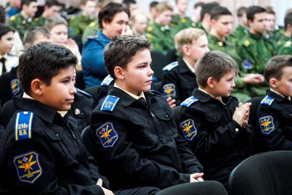 Дети. Фото: Управление по ЮВАО Департамента ГОЧСиПБ