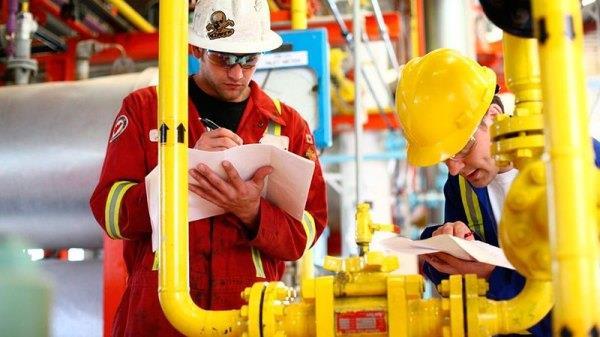 Работник нефтегазовой отрасли