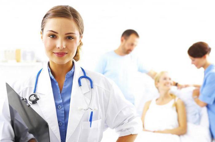 сколько учатся на врача