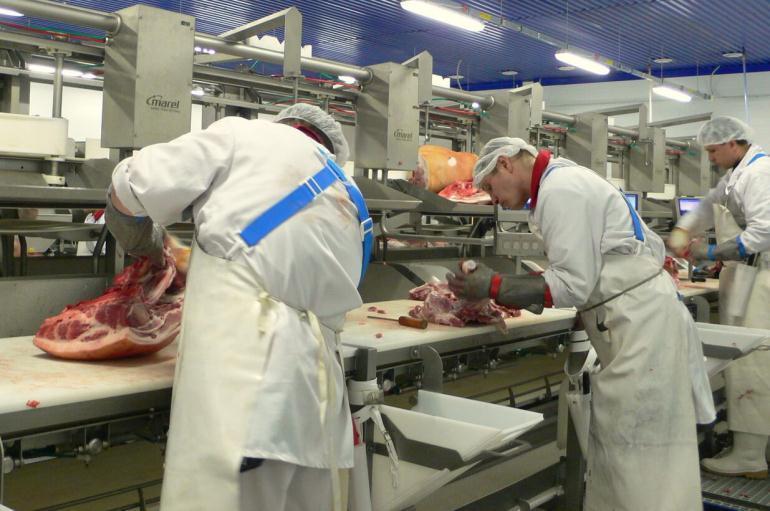 Рубщики мяса