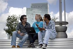 Студенты Университета VU Amsterdam