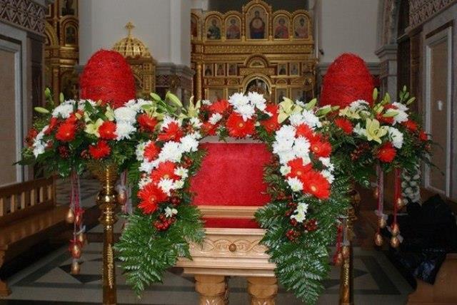 Православие и цветы