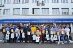 Радиомонтажник АО «НПП «Рубин» взял серебро на областном конкурсе профессионального мастерства «Лучший по профессии»