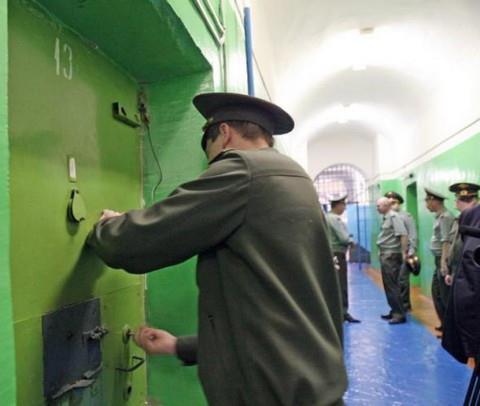 Профессия надзиратель в тюрьме