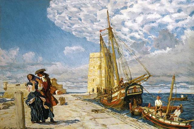 Лоцман - древнее морское ремесло