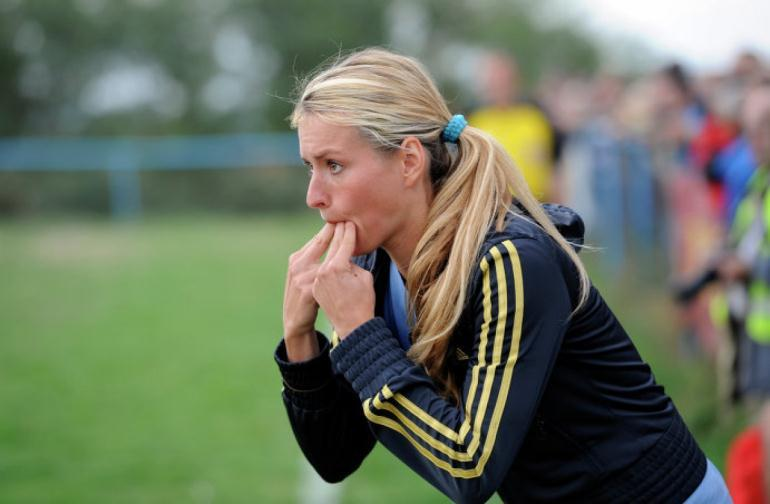 Спортивный тренер