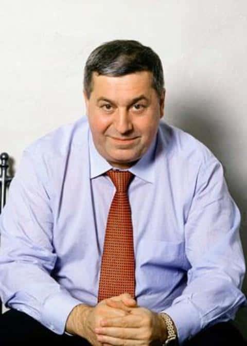 Михаил Гуцериев - владелец Группы БИНН - занявший 4 место в рейтинге самых богатых девелоперов России