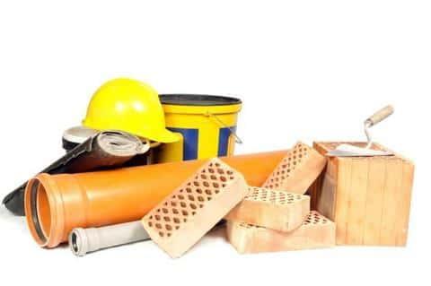 Заранее должен быть опредеелн поставщик всех строительных метариалов или несколько постащиков