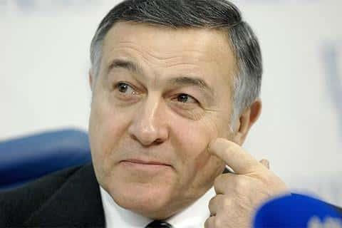 Арас Агаларов - владелец Группы Крокус - занял 7 место в рейтинге самых богатых девелоперов России