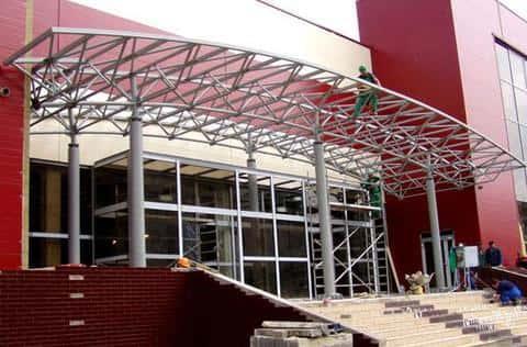 При строительстве офисных помещений, важное значение имеет местоположение будущего объекта
