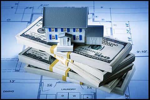 На стадии проектирования, должна быть проработа финансоавя схема девелоперского проекта