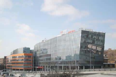 Девелоперская компания О1 Properties известна строительсвом больших торговых центров