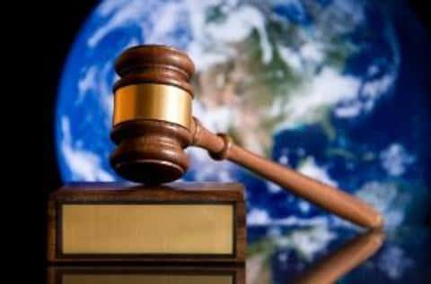 Международные нормв права также распространяют свое действие и на территории России