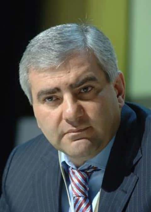 Самвел Карапетян - владелец компании Ташир - занял 3 место в рейтинге самых богатых девелоперов РФ
