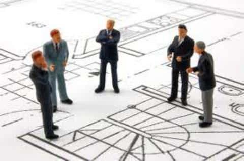 Ответственность за формирование группы профессиональных проектировщиков, лежит на девелопере
