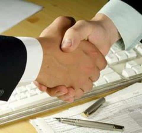 Заключение договора на проведение работ, девелопер производит на конкурсной основе