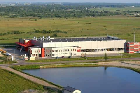 Для строительства большого промышленного объекта, может потребоваться большой земельный участок