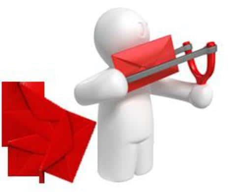 Девелоперы занимаются адресной рассылкой для тех, кто мажет заинтересоваться девелоперским проектом