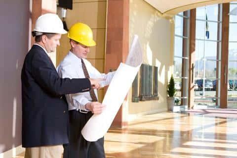 В коце реализации проекта, девелопер должен принять у подрядчика реализованный строительный проект