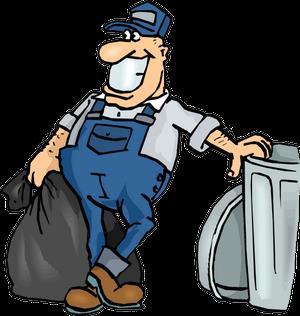 профессия мусорщик