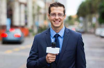 Профессия корреспондент