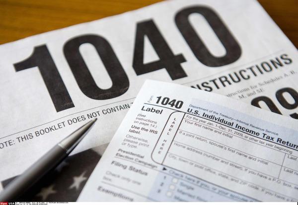 налоги США
