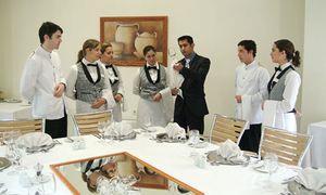 Принцип работы администратора ресторана