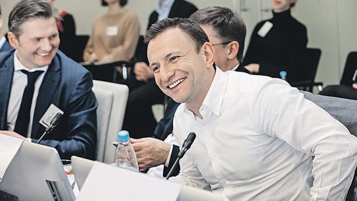 Борис Подольский, заместитель председателя правления — исполнительный директор УК «РОСНАНО»
