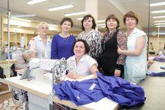 Фото Марии СМИРНОВОЙПраздник профессионалов швейного мастерства День работников текстильной и легкой промышленности