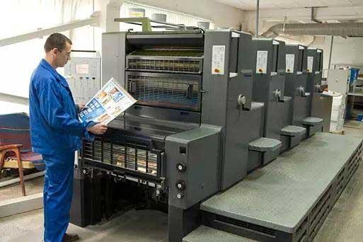 Обязаности печатника