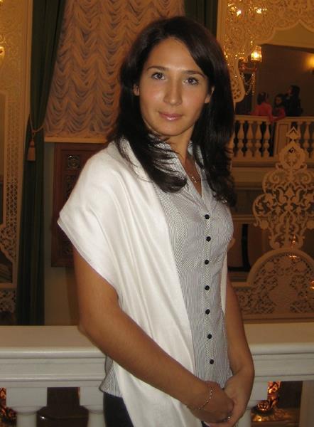 Гульнара Гарипова
