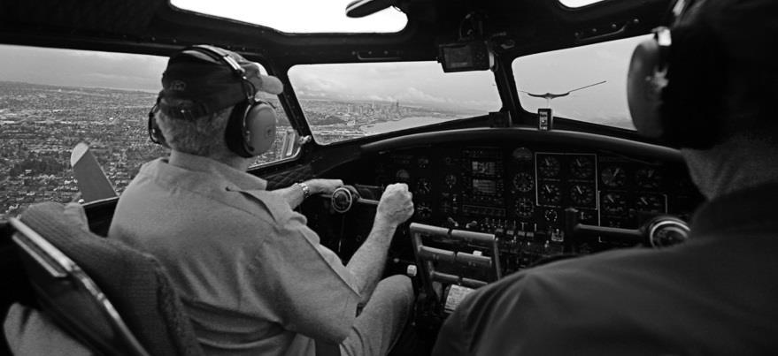 Зарплата гражданских летчиков (пилотов)