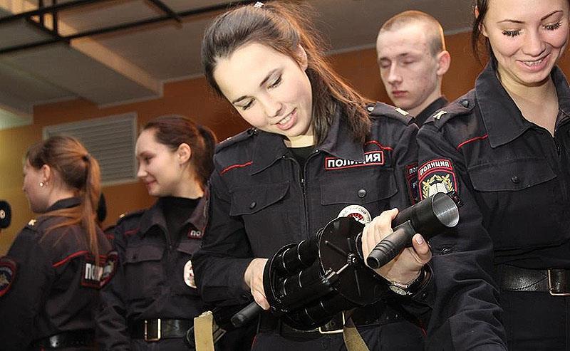 учеба в полиции