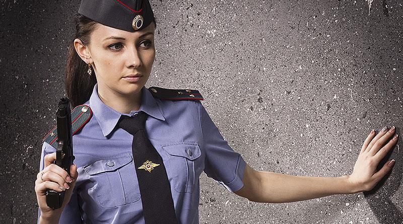 Работа в полиции для женщин