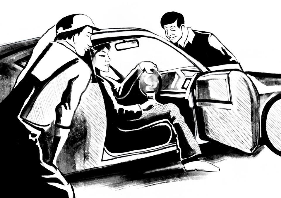 Менеджер по продаже автомобилей рассказывает о своей работе