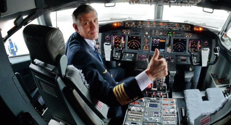 Сколько получают пилоты Аэрофлота