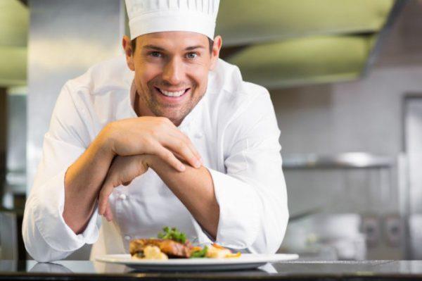 Хочу стать шеф поваром