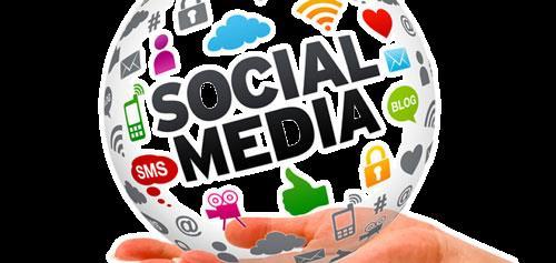 Популярные социальные медиа (Facebook, Twitter, MySpace, В контакте, Одноклассники и пр.)