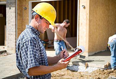 строительный прораб