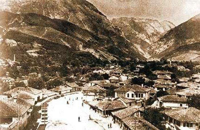Печ в период турецкого владычества