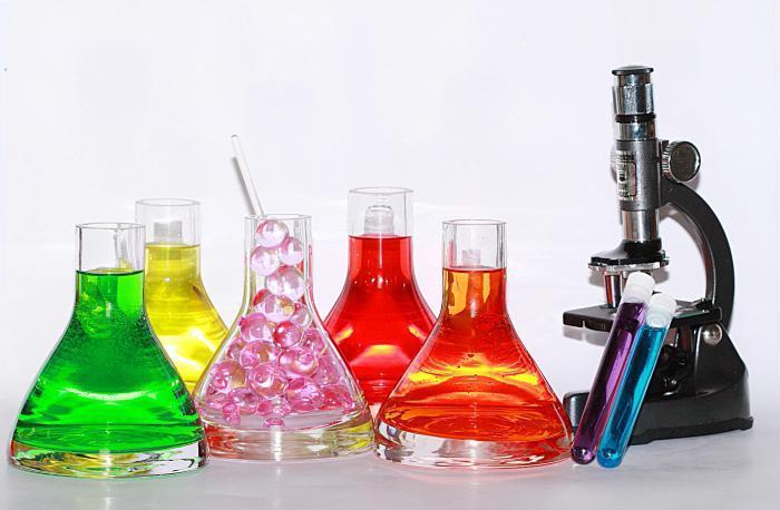 высокооплачиваемые профессии связанные с химией