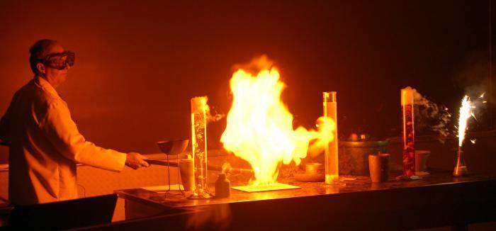 работа химик