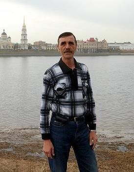 Александр Нижаловский, водитель троллейбуса