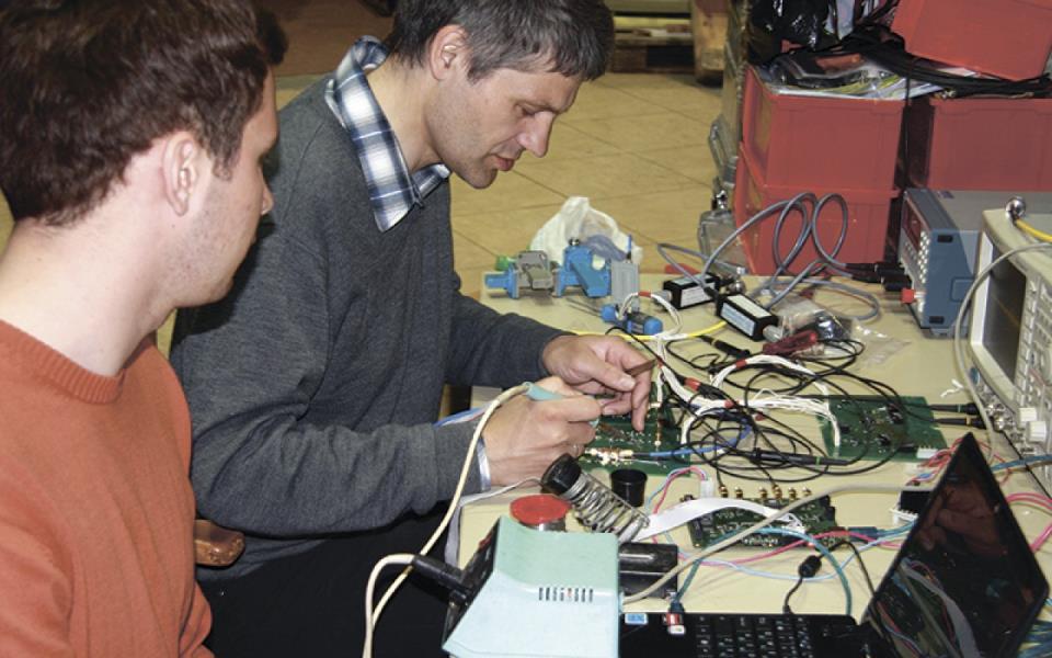 11.05.01 Радиоэлектронные системы и комплексы