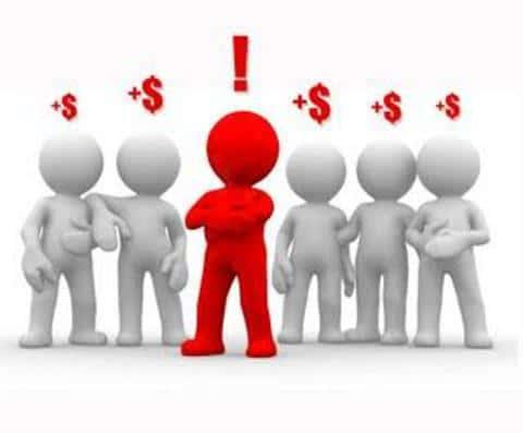 Показатель эффективности деятельности андеррайтера расчитывается в зависимости от прибыли