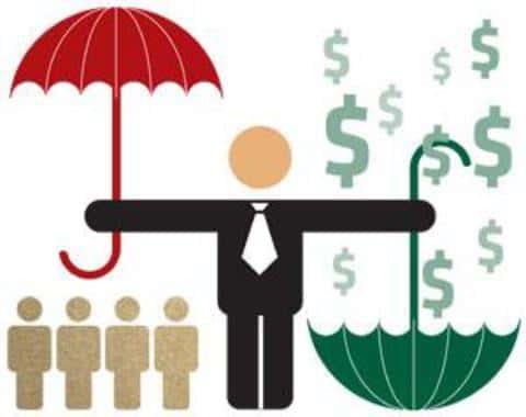 Андеррайтер действует от имени и по поручению страховой компании при оценке рисков