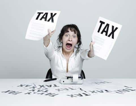 В зависимости от вида ценных бумаг определеяется размер налога, который нужно заплатить эмитенту