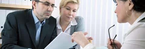 При специализированном подходе, андеррайтер рассматривает конкретного клиента с его условиями